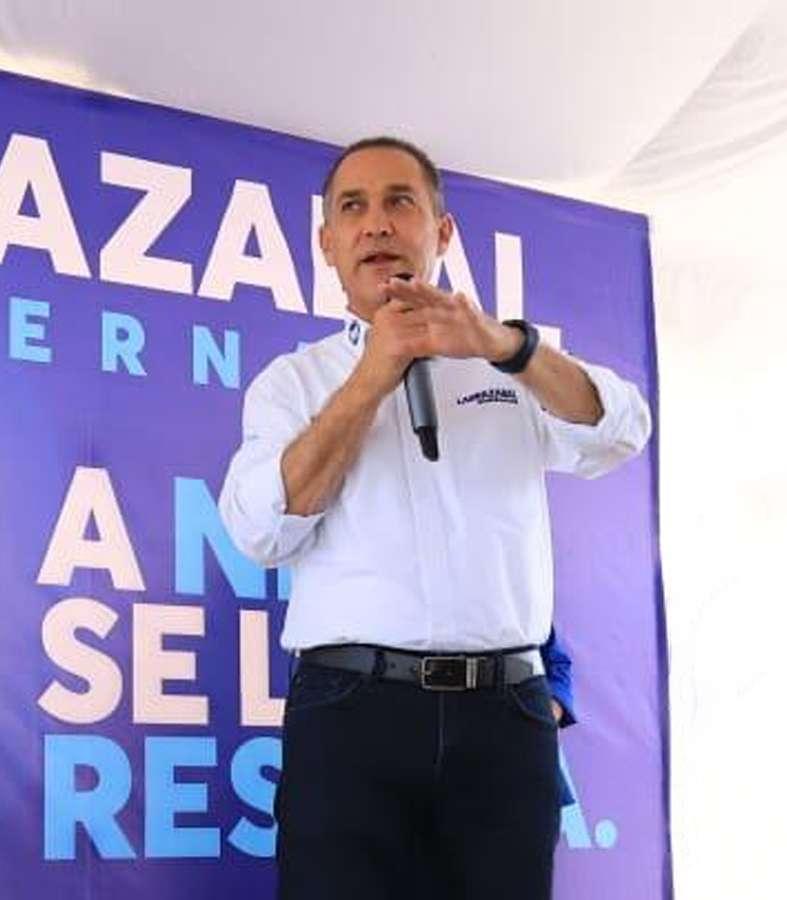 Habitantes de García tendrían un parque lineal si Larrazábal llega al Palacio de Gobierno