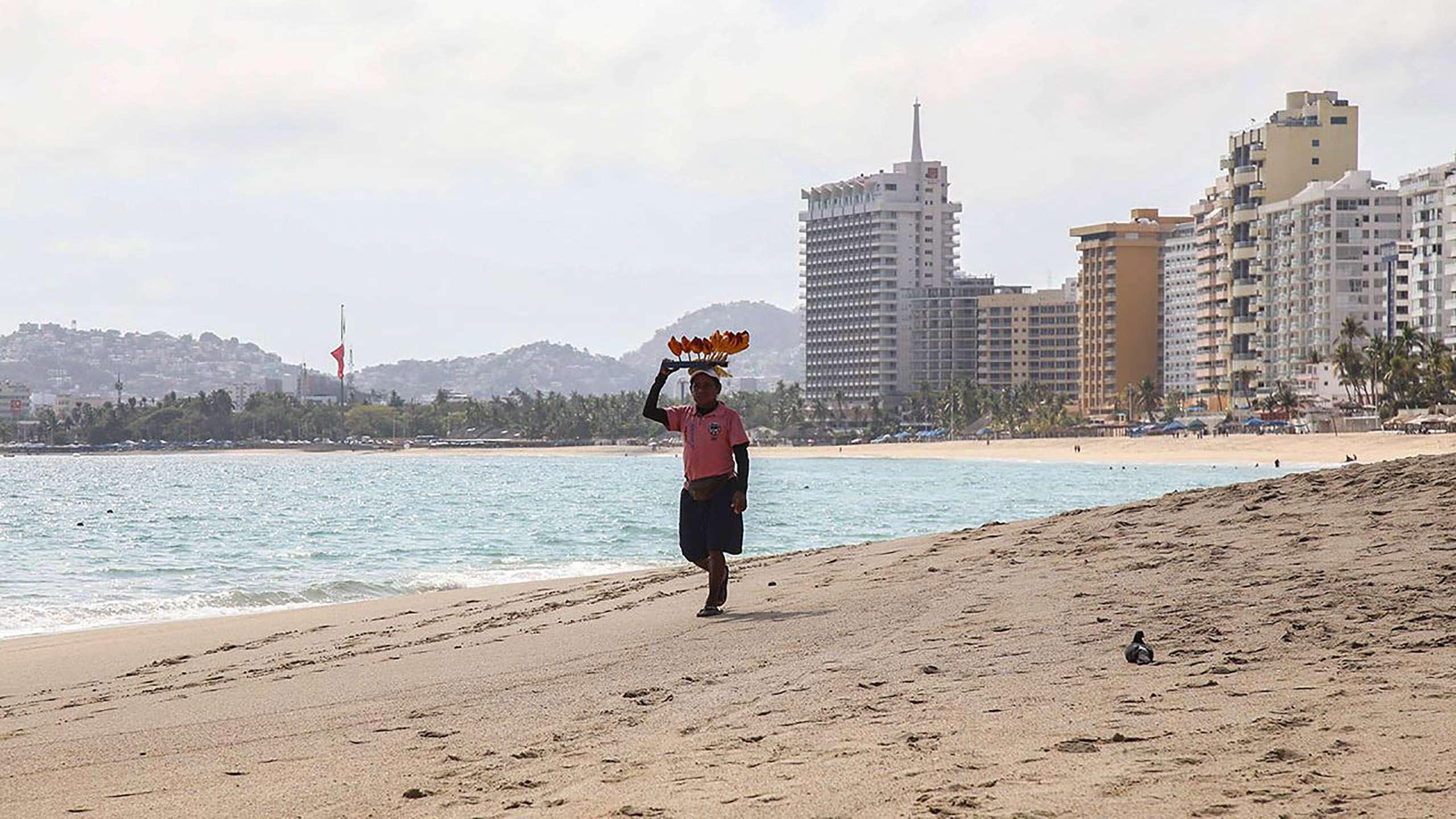 Turismo padece crisis 18 veces más severa que la de 2008
