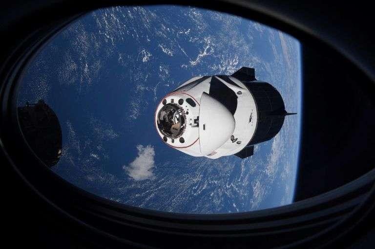 La NASA revela que cohete de SpaceX tuvo un encuentro cercano con OVNI