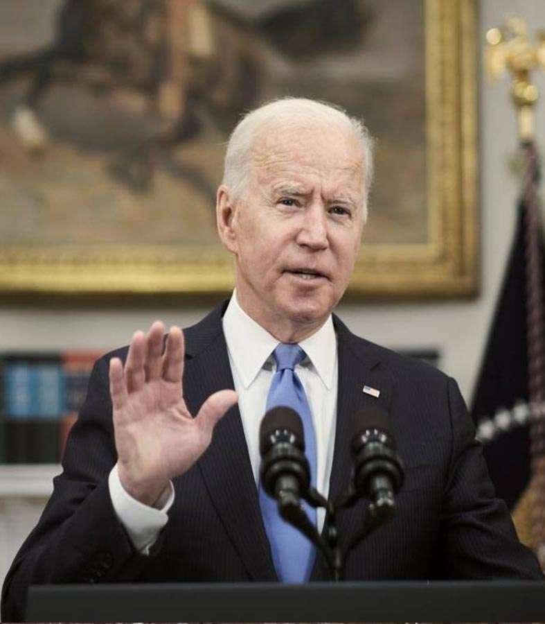 Biden ordena a la Inteligencia de EU indagar de dónde vino el virus