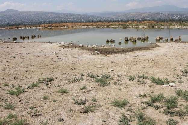 Sequía toca las puertas de CdMx