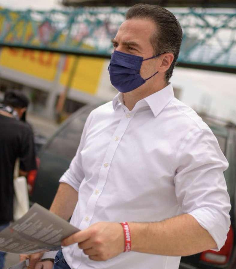 Para no interferir con vacunación: Adrián cancela cierre de campaña