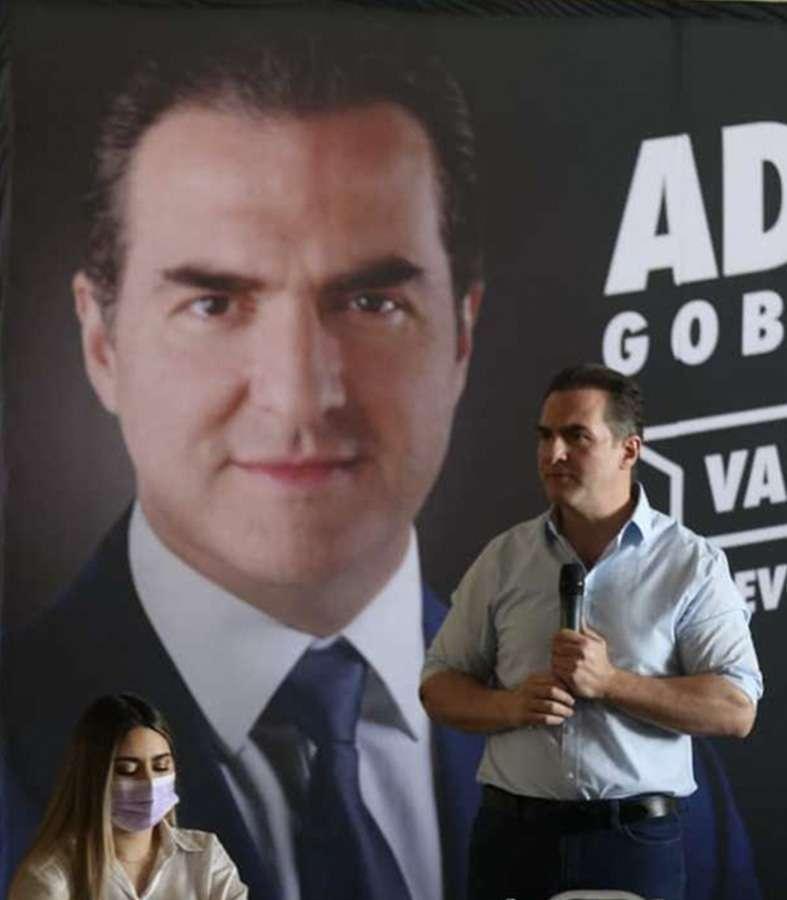 Tendrá Adrián de la Garza gabinete paritario