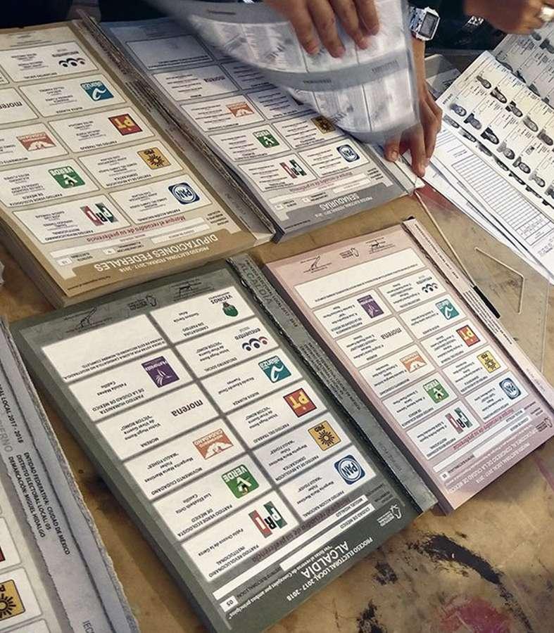 Seguridad, sanidad y paciencia a la hora de ir a votar, órganos electorales.