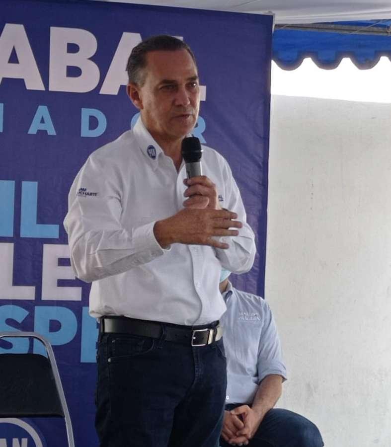 Denuncias son parte de Guerra sucia, Fernando Larrazábal.
