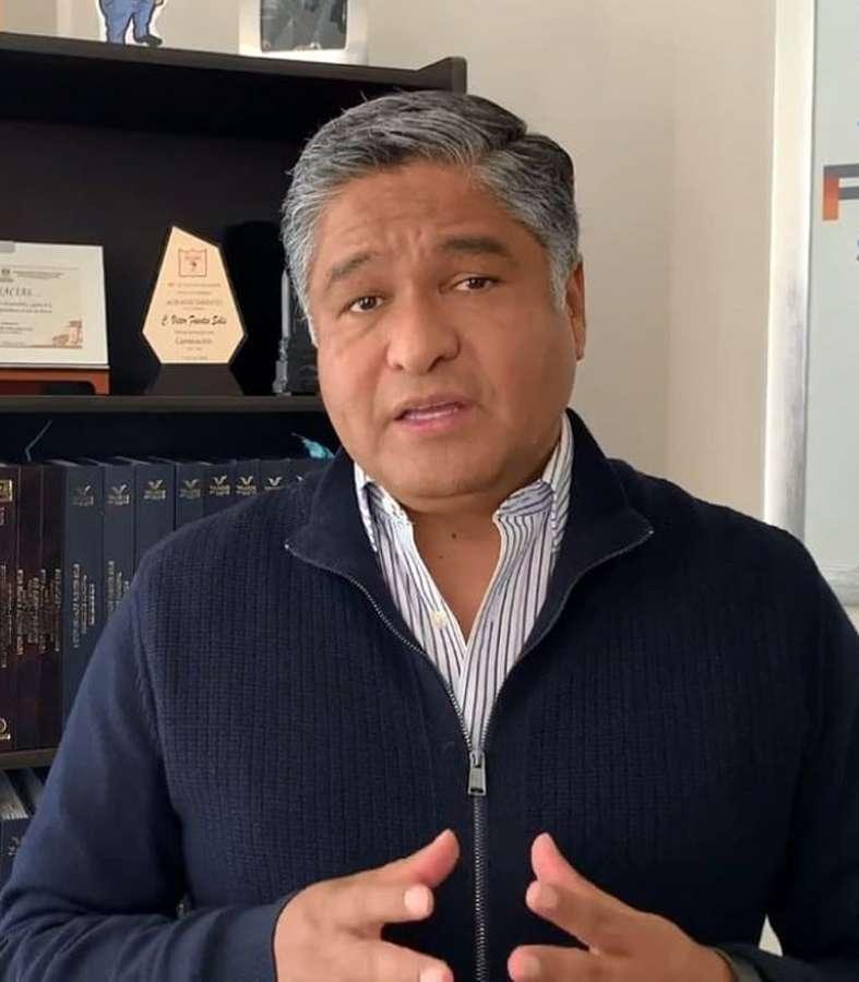 A solo 25 días de las Elecciones 2021, Victor Fuentes renuncia a su candidatura a la alcaldía de Monterrey