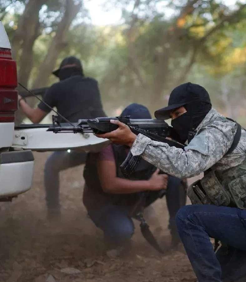 """""""El cártel Jalisco Nueva Generación controla Jalisco y es el único estado gobernado por MC"""": Adrián de la Garza"""