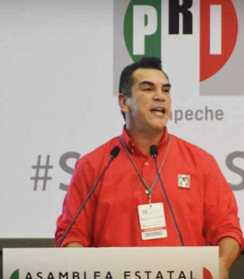 """Tarjetas de apoyos son legales"": Alejandro Moreno, presidente del PRI"