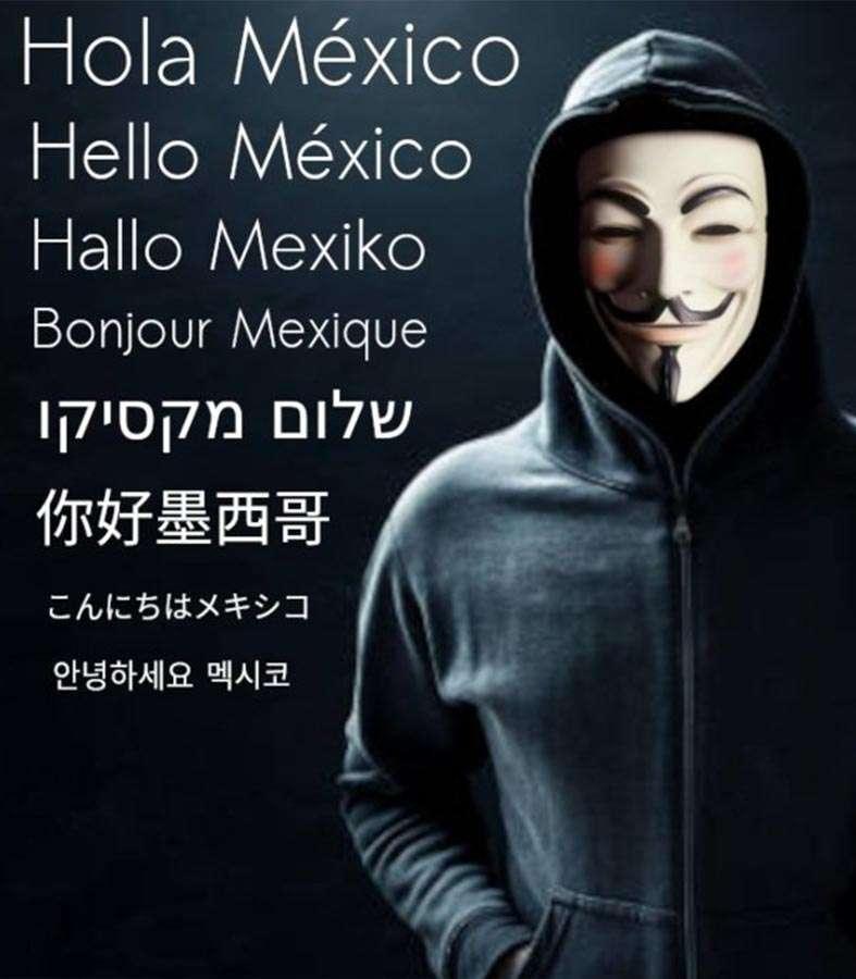 Reaparece Anonymous México prometiendo vengar el colapso de la Línea 12