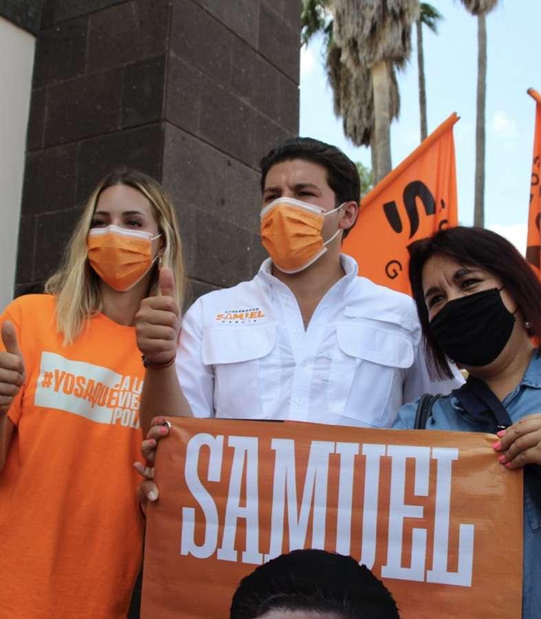 Samuel García acercará el gobierno a la zona citrícola.