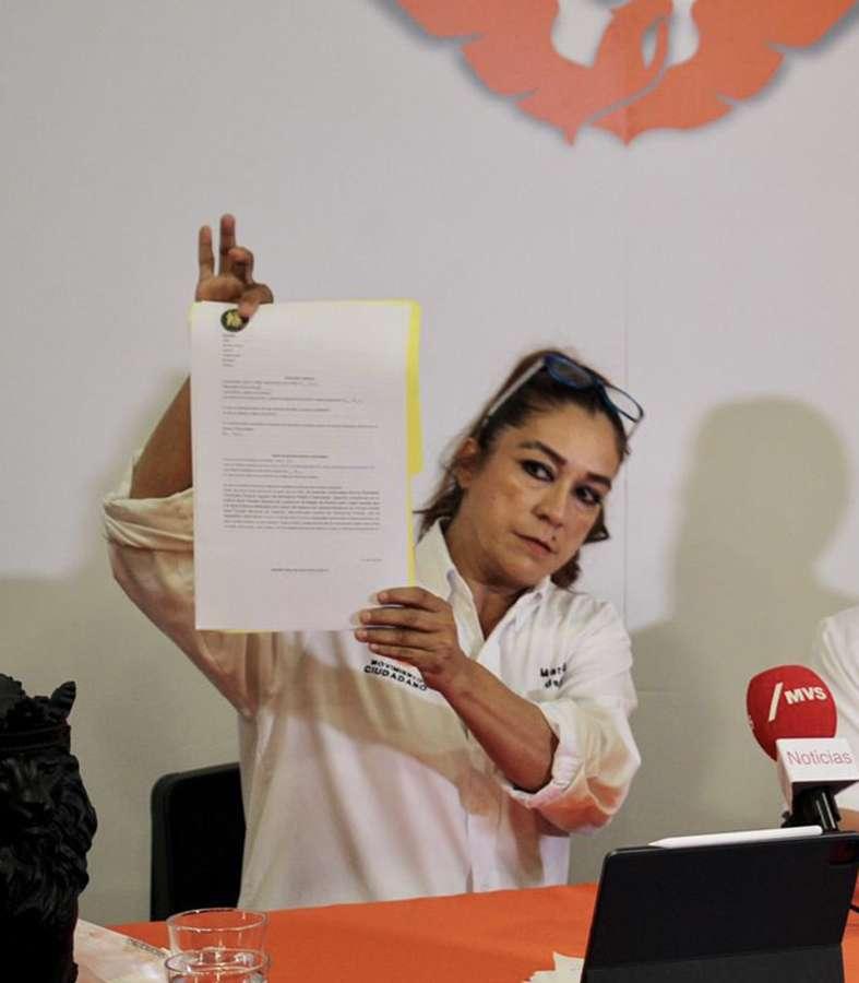 """""""¡Ni un voto a Morena!, por amenazas"""": Samuel García"""