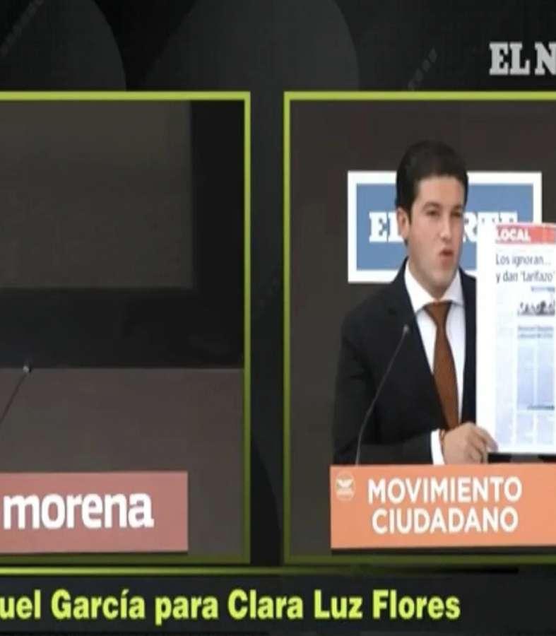 Candidatos de PRI, Morena y PAN se unen para cancelar participación en debate.