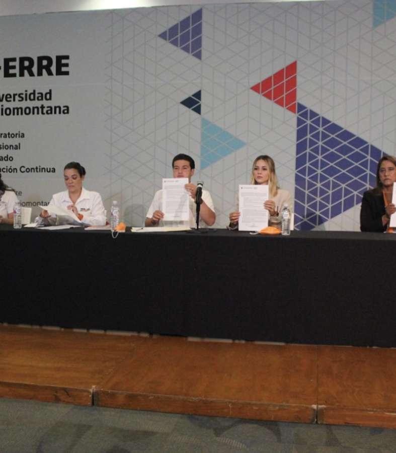 Samuel García se compromete a mejorar salud y educación de los niños de NL