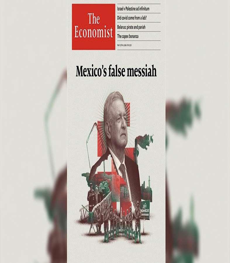 López Obrador, un peligro para la democracia mexicana, The Economist.