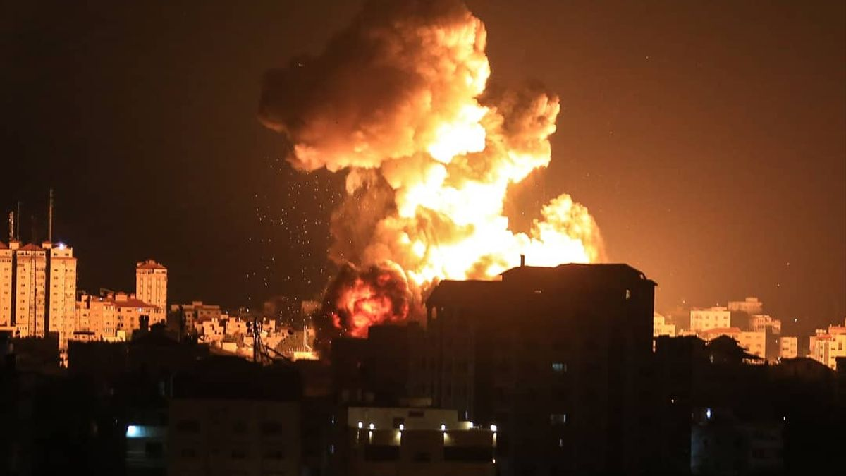 Israel aumenta el temor a una invasión terrestre