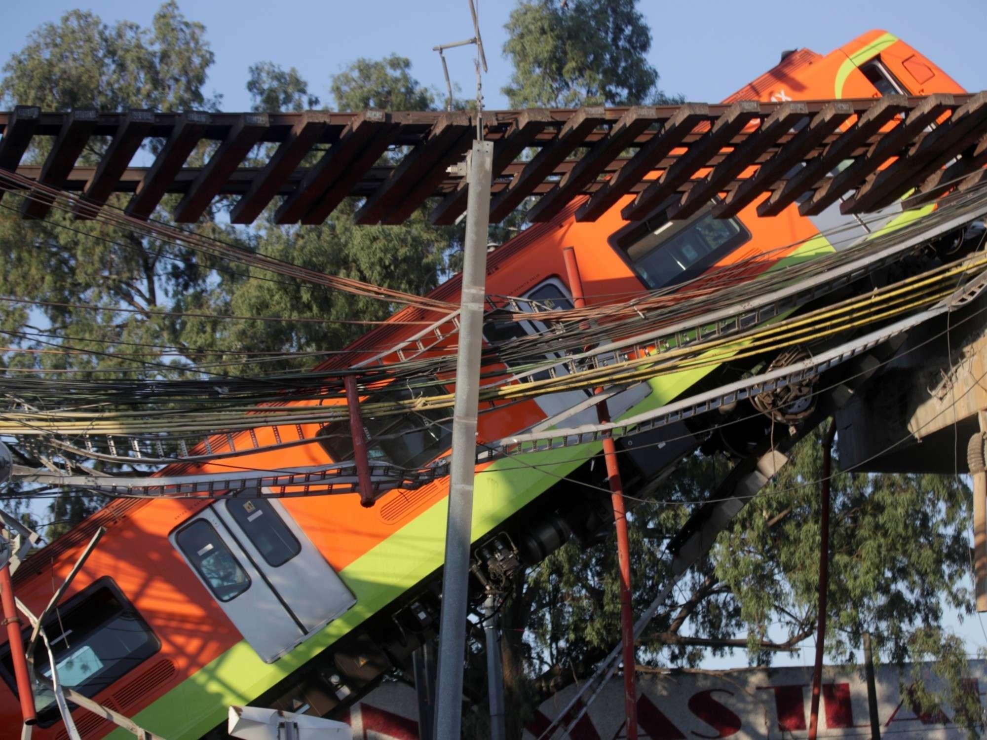 Conductor del metro narra su experiencia luego del accidente en la Línea 12