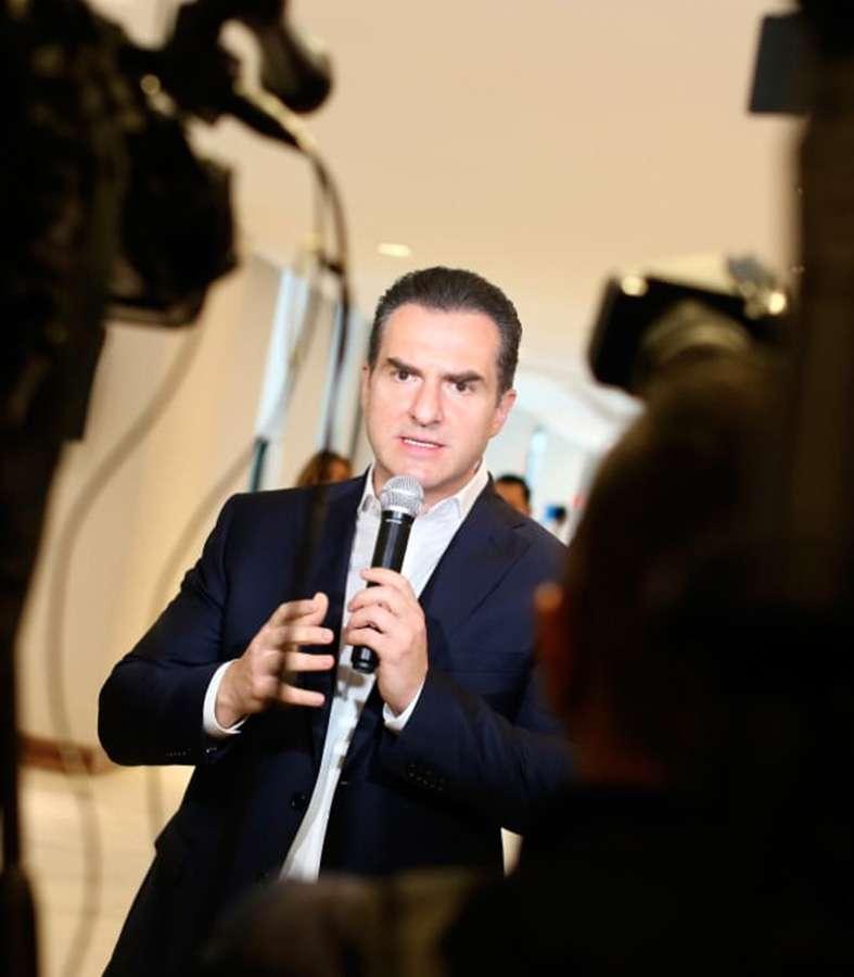 Propone Adrián de la Garza aplicar el modelo regio en seguridad.