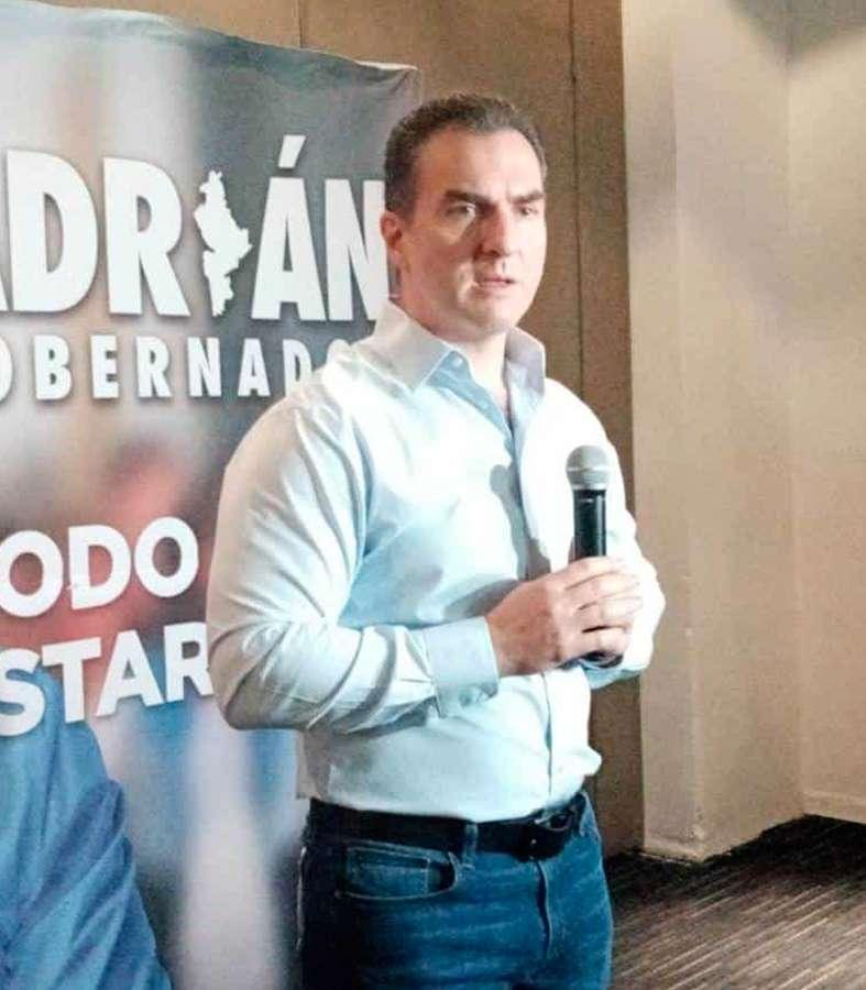 Adrián de la Garza coincide con las declaraciones del ex presidente Calderón