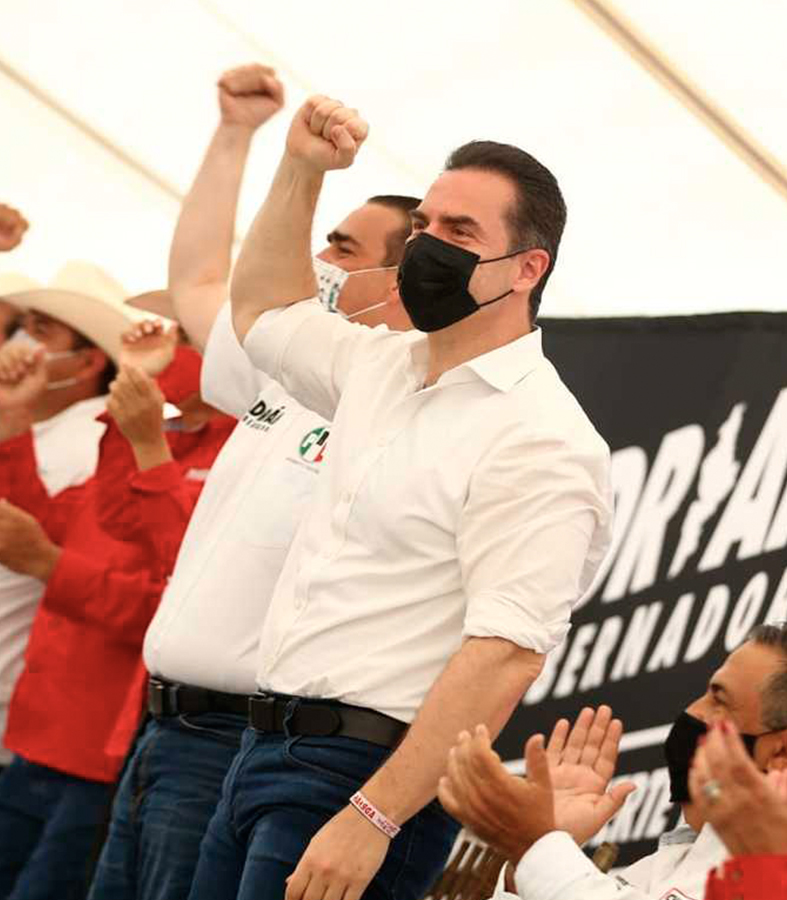 Cierra campaña en zona citrícola Adrián de la Garza.