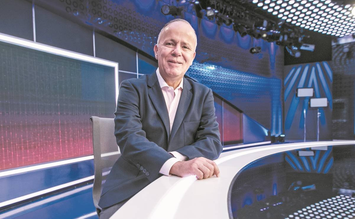 """Ciro Gómez Leyva califica como """"acto de intimidación"""" a los señalamientos en su contra por parte de AMLO"""