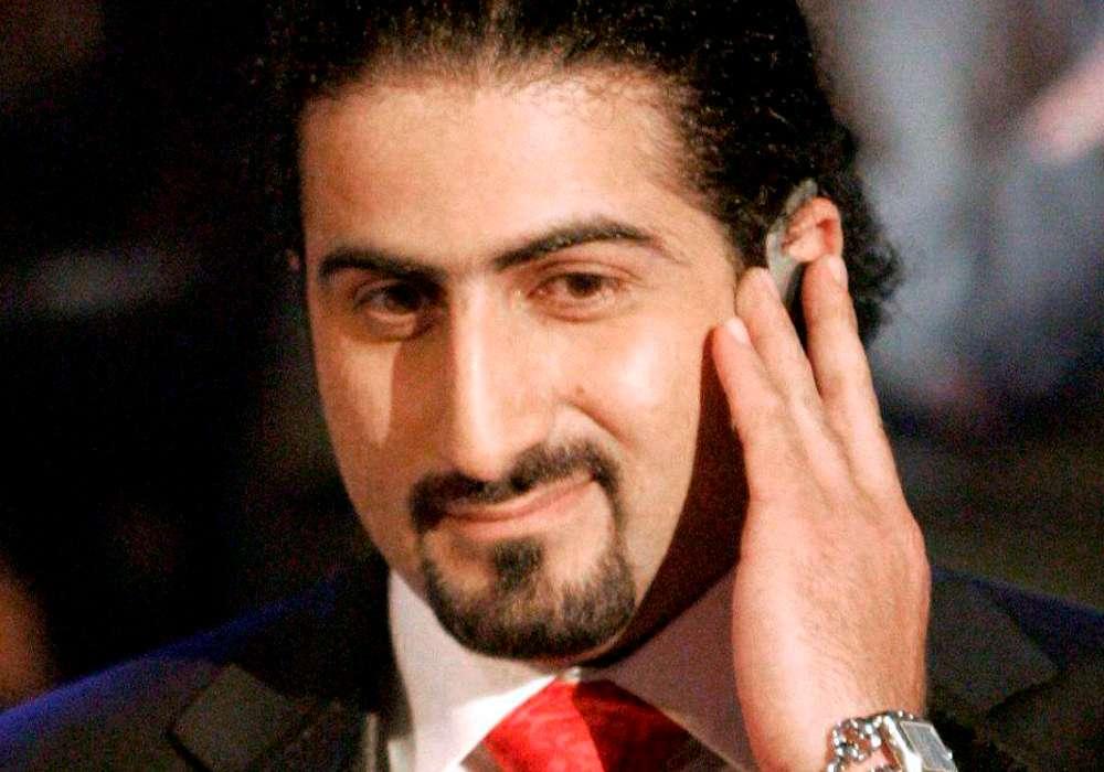 Omar bin Laden, hijo de Osama bin Laden, se alejó del terrorismo para dedicarse a la pintura