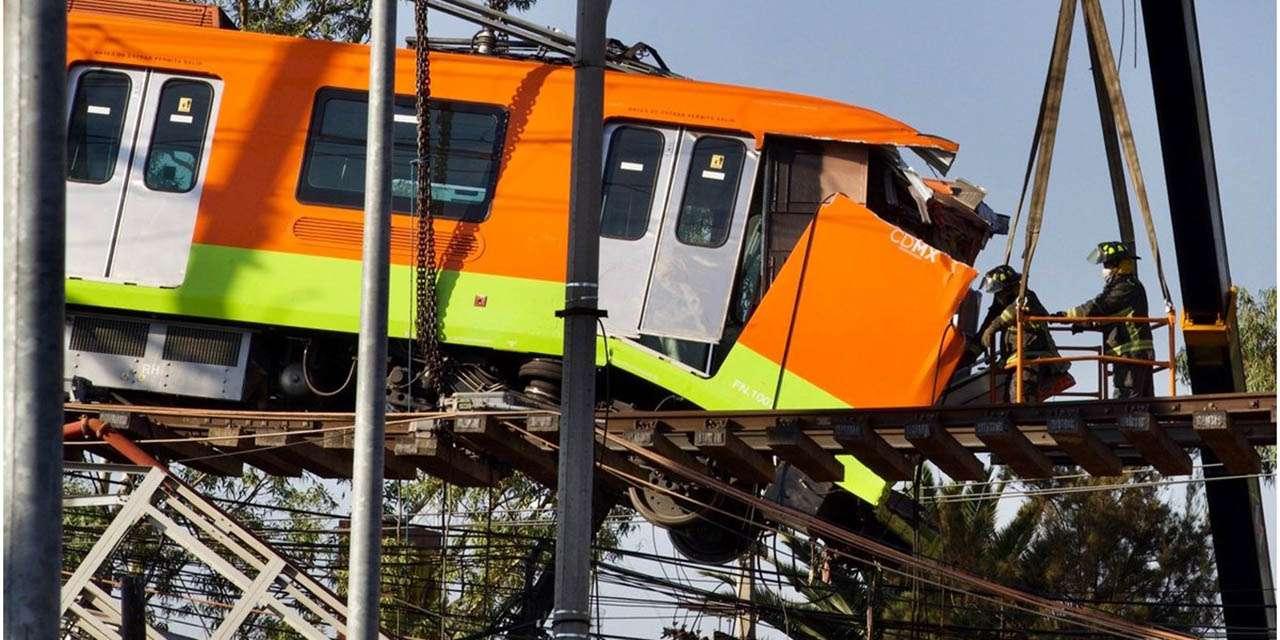Empresa internacional realizará peritaje externo sobre las causas del accidente en la Línea 12 del Metro en CdMx