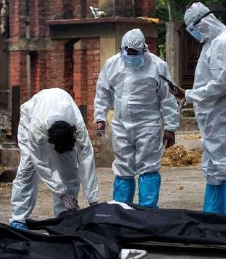 ¿Qué es el 'hongo negro'?, la mortal infección que está afectando a contagiados por covid-19 en India