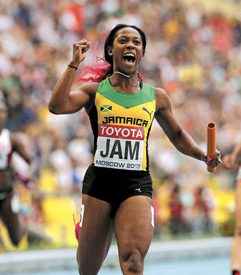 Shelly-Ann Fraser-Pryce hace historia al convertirse en la segunda mujer más rápida del atletismo