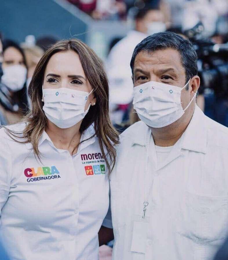 Cierra campaña Clara Luz con el grupo Intocable.