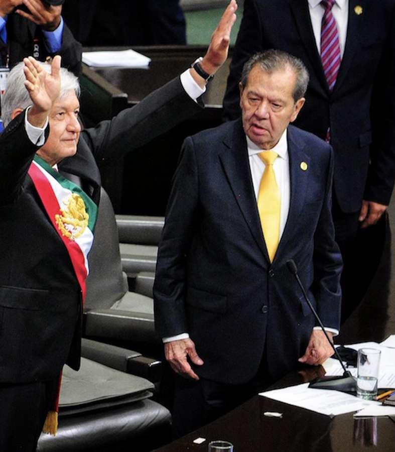 La izquierda mexicana decepcionada por AMLO