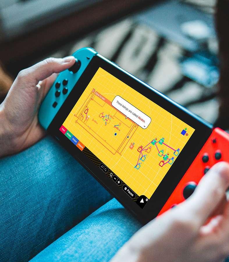 Nintendo te invita a hacer tus propios videojuegos aunque no tengas experiencia