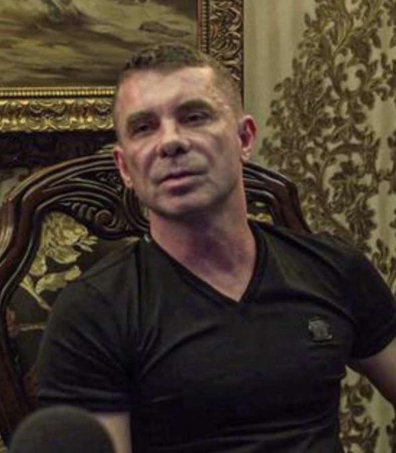 Líder de la mafia rumana, Florian Tudor al penal del altiplano.